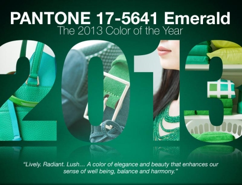 Pantone 2013_Colour of Year